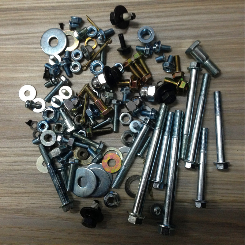 US $29 7 10% OFF|STARPAD For Jialing for Honda CG125 motorcycle parts for  all vehicles Screw 70-in Nuts & Bolts from Automobiles & Motorcycles on