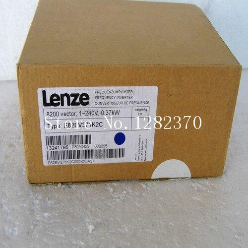 [SA] новый оригинальный подлинный Спот Lenze drive E82EV371K2C E82EV222-2CK2C инвертор 2.2KW220