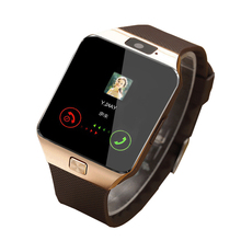 New Fashion Smart Watch DZ09 Bluetooth Smartwatch With Sim TF Card Solt Passometer Wrist Watch For Android IOS Smart Phones