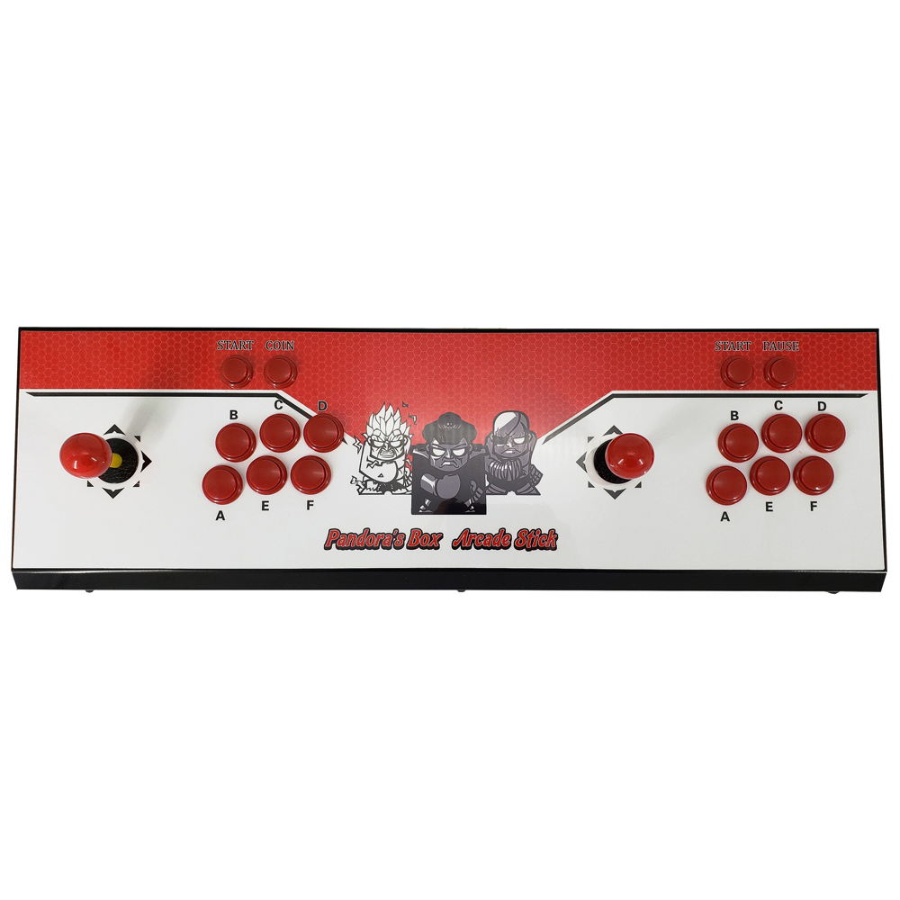 2019 Più Nuovo Joystick Console, macchina di video gioco di arcade FAI DA TE con 1500 in 1 gioco pcb bordo Scatola di Pandora 9 - 6