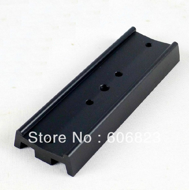 Telescope dovetail mounting plate for equatorial tripod long version 130mm telescope