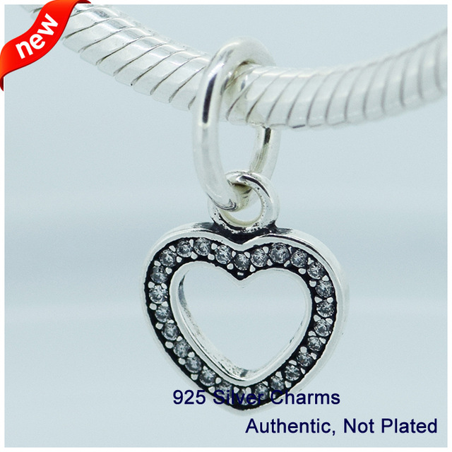 Compatible With Pandora Jewelry 925 Sterling Silver Beads Symbol Of