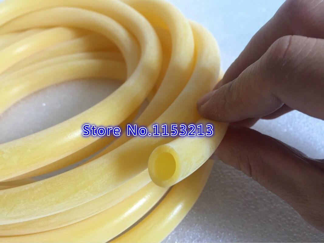 Latex Tube 5x7mm Link Pipe Tourniquet Straps Rubber Tube Band Pressure Veins Belt Special Elastic Hose For Slingshot 10m Test Tube