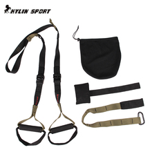 The military version regulations Suspended fitness training  pull rope band TxrIP60