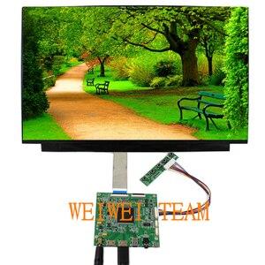 Image 2 - Dla Raspberry Pi 3 samochodów 15.6 cal 4k lcd panel UHD IPS ekran wyświetlacz płyta sterownicza moduł panelu LCD Monitor ptop PC DIY