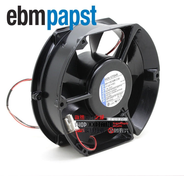 AS64 230V 172mm Axial Haute Tension Ventilateur 255m ³ Métal 172x150x50mm