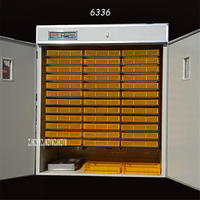 6336 Full Automatic Microcomputer Hatcher Household Eggs Hatching Machine Intelligent Thermostat Hatchery Digital Egg Incubator