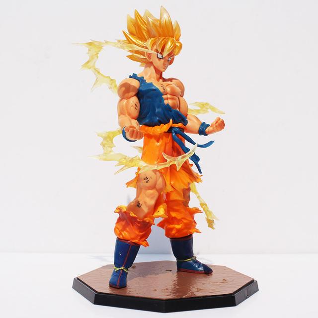18CM Dragon Ball Z Super Saiyan Goku
