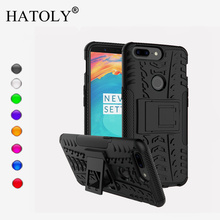 Case For Oneplus 5T One Plus 5t 1+5t Back Case Cover Plastic+Silicone Hard Shockproof Case For Oneplus 5t A5010 HATOLY m13s2561616a 5t