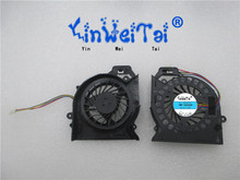 New original cpu cooling fan for HP DV6 DV6-6000 DV6-6050 DV6-6090 DV6-6100 DV7 DV7-6000 MF60120V1-C181-S9A MF60120V1-C180-S9A original cooling cpu heatsink with fan for hp dv6 7000 dv7 7000 series laptop notebook amd cpu radiator 682061 001