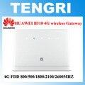 Abierto original de huawei b310 b310s-22 4g lte cpe 150 mbps wifi router inalámbrico hasta 32 dispositivos wifi
