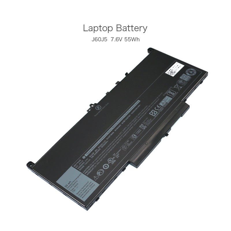7.6V 55Wh J60J5 MC34Y 1W2Y2 242WD Laptop Batttery for DELL Latitude 12 E7270 Latitude E7270 Latitude E7470 Notebook ультрабук dell latitude e7270 7270 9730 7270 9730