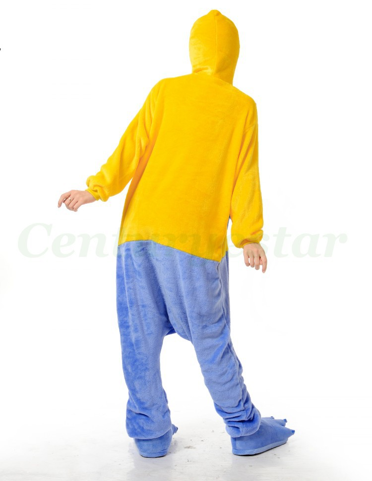 181f3d9bfd Centuryestar Minion Pajamas Onesie Anime Cosplay Disfraz Halloween Costume  For Women Mujer Men Adults -in Anime Costumes from Novelty   Special Use on  ...
