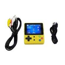 LDKGame 2,6 дюймов экран мини портативная игровая консоль ностальгические Детские Ретро игры Мини семья ТВ Видео консолей