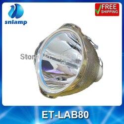 Wymiana żarówki lampy projektora ET-LAB80 dla PT-X500 PT-BX20 PT-LB78 PT-X610 PT-BX30 PT-BX30NT