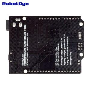 Image 5 - SAMD21 M0. 32 bit procesor arm cortex M0 rdzenia. Kompatybilny z Arduino Zero, Arduino M0. Formularz R3.