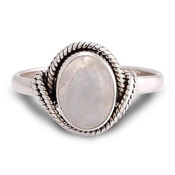Retro Marcasite 925 Sliver Rose Quartz แหวนแฟชั่นแหวนหมั้นคริสตัลสีชมพู Bizuteria สีชมพู Topaz 925 Sliver แหวนเครื่องประดับ