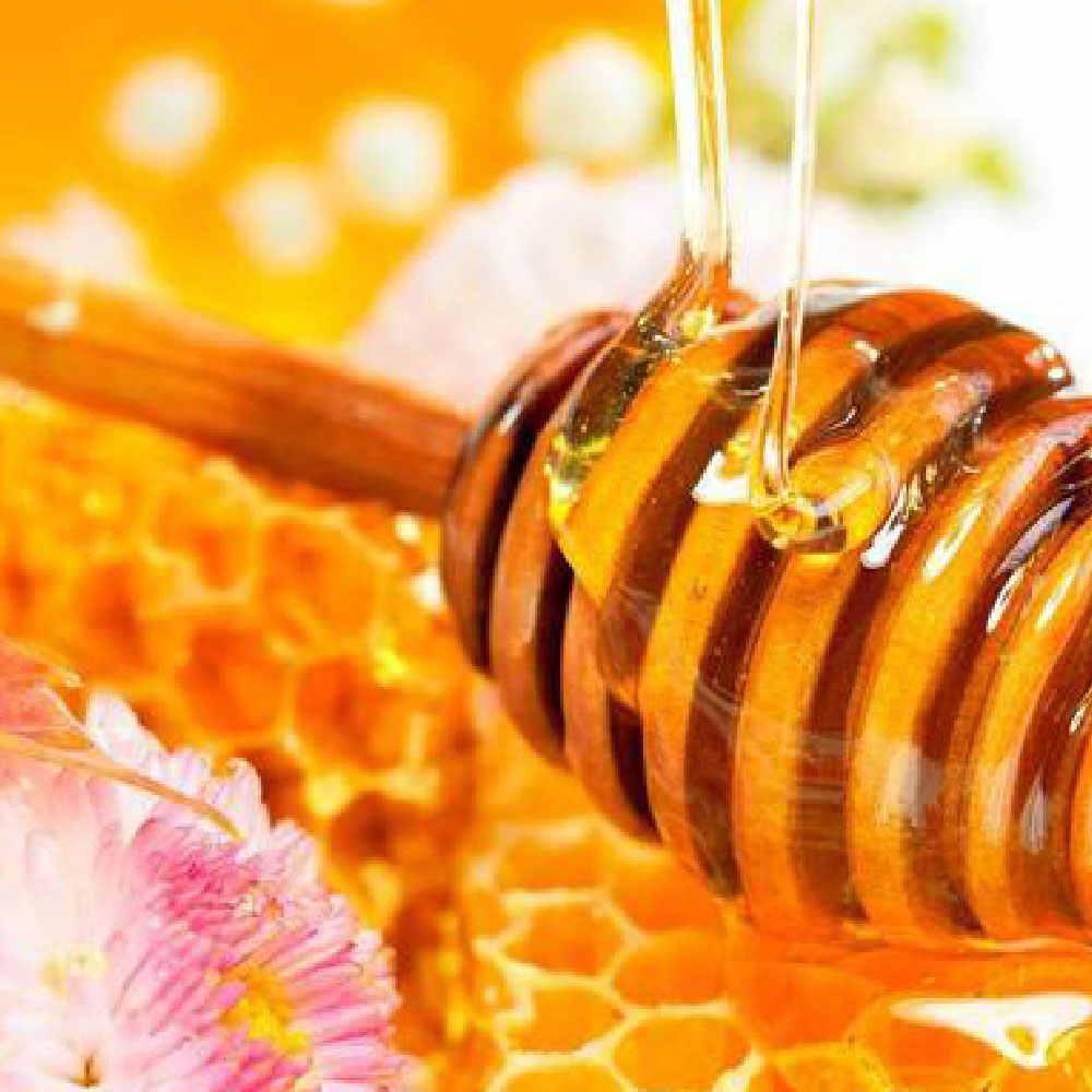 Ferramenta de Cor Grão de Madeira Mel Colher De Madeira Mel Natural puro Mel Vara Água Mixer Pode Ser Usado Para Obter O Mel e Geléia