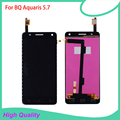10pc/lot High Quality LCD Display For BQ Aquaris 5.7 Touch Screen Digitizer Assembly 100% Guarantee Mobile Phone LCDs