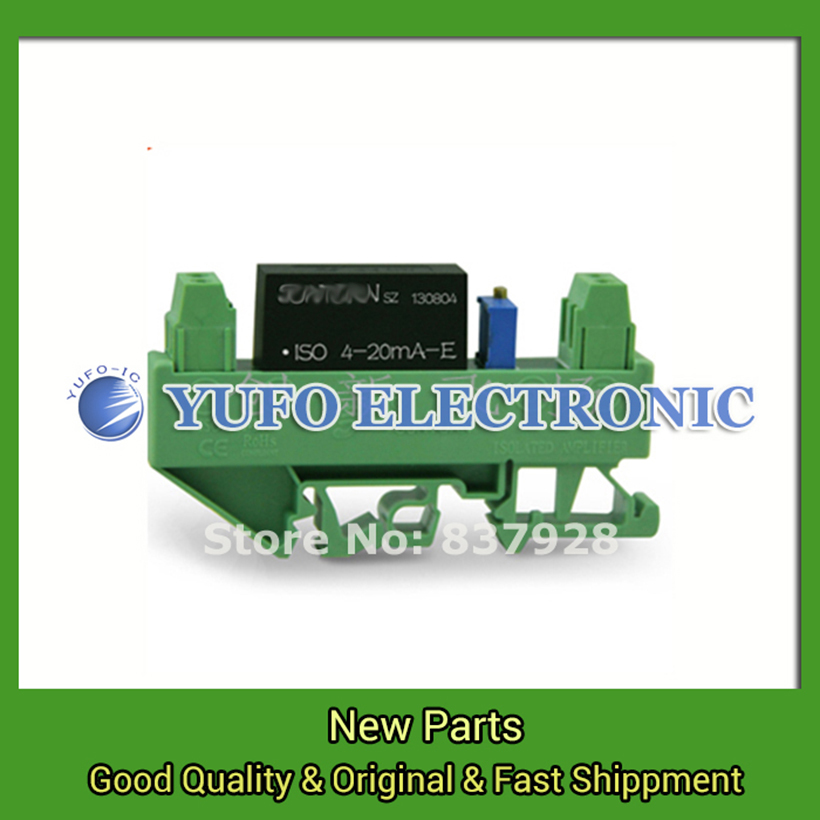 Free Shipping 1PCS  DIN1X1 ISO 0-300VAC-P1-O5 agent isolation amplifier power rail data logger YF0617 relay