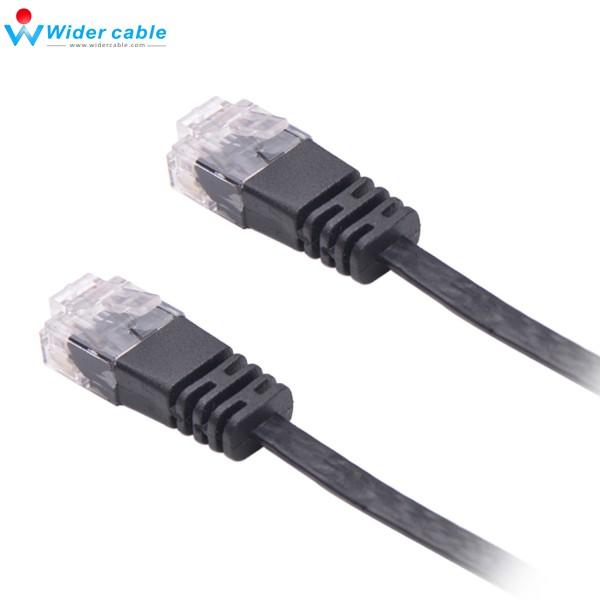 5m Color : Color6 CAT6E LAN Network Cable Length