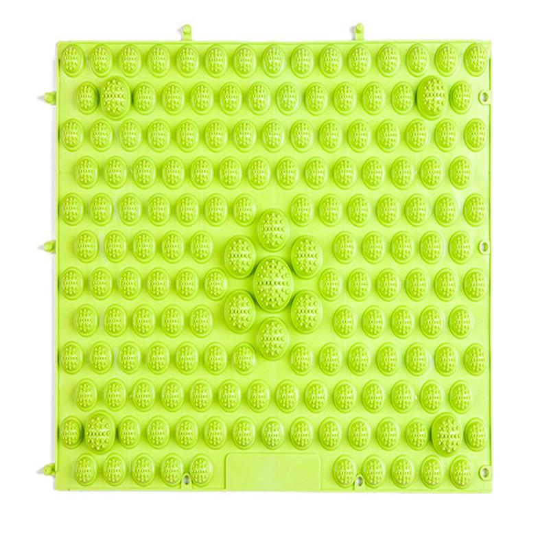 1 pcs eco-friendly plate fingerplate foot massage pad acupressure mat Super-hard ultra-pain соня eco hard eco paradise 80x190x18