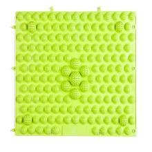 1 шт. экологичный пластины наличник дверного замка массаж ног pad акупрессура мат сверхтвердых ультра-боль