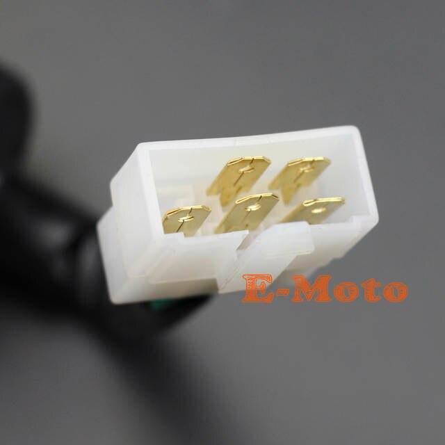 Online Shop Ignition Switch Key Switch UTV GO KART ATV 5 PIN WIRE