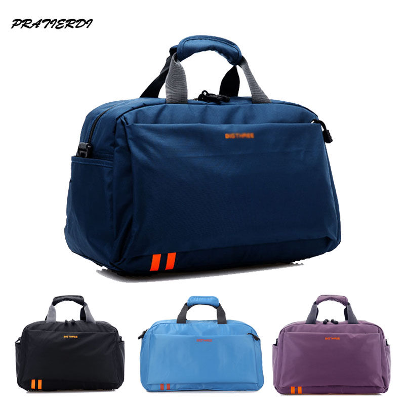 Medium 20 Inch Gym Bag with Shoe Compartment Men Duffel Bag Goats At Zoo