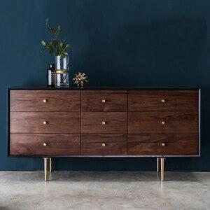 Image 4 - 4 pièces pieds de meubles en acier inoxydable 10 cm Tables armoires pieds canapé lit meuble TV pied avec vis de montage noir pieds obliques