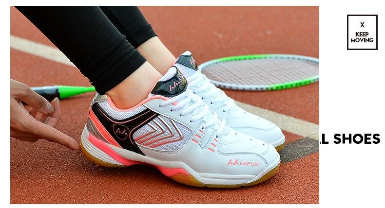 Mr. porca Sapatos Badminton, Tênis De Treinamento