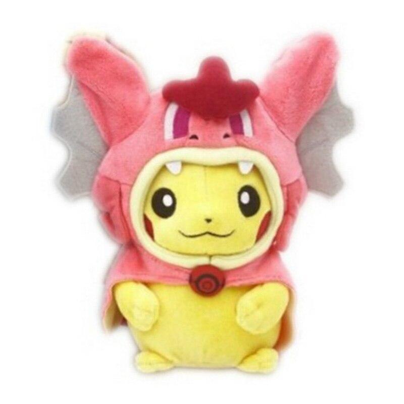 Pikachu Cosplay Plush Toy 5