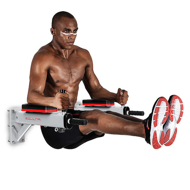 Home GYM Wand Montiert Pull Up Chin Up Bar Innen Horizontale Bar Power Training Muskelkraft Training Fitness Ausrüstung