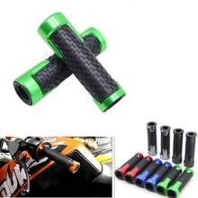 Aluminum & plastic Motorcycle Hand Grip Autobike Handlebar Handle Bar grips For Honda RC51 / RVT1000 SP-1/SP-2 PCX125 VFR800