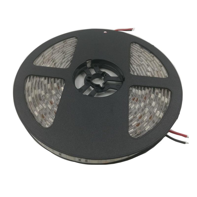 RiRi будет 2X5 м светодиодный завода растут полосы света Водонепроницаемый 5050 SMD гидропонных систем светодиодный s полосы 36 вт полный спектр ра...