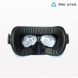 Image 2 - Für HTC vive/pro VR Speicher Gesicht Schaum Ersatz. Komfortable Pu Leder Kissen Pad, Erhöht FOV. 10*210*110mm