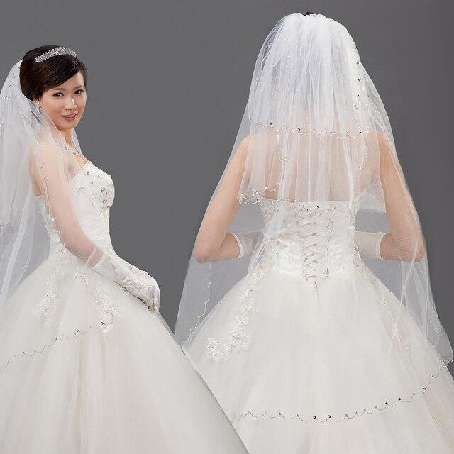 Princess Bridal Veil The Wedding Handmade Ts005