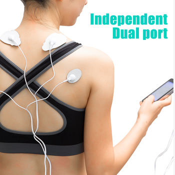 Macchina Massaggiatore Del Corpo | Decine Macchina Unità Decine Terapia Macchina Digitale Macchina Relaxer Muscolo Di Impulso Del Massager Stimolazione Nervosa Elettrica Transcutanea