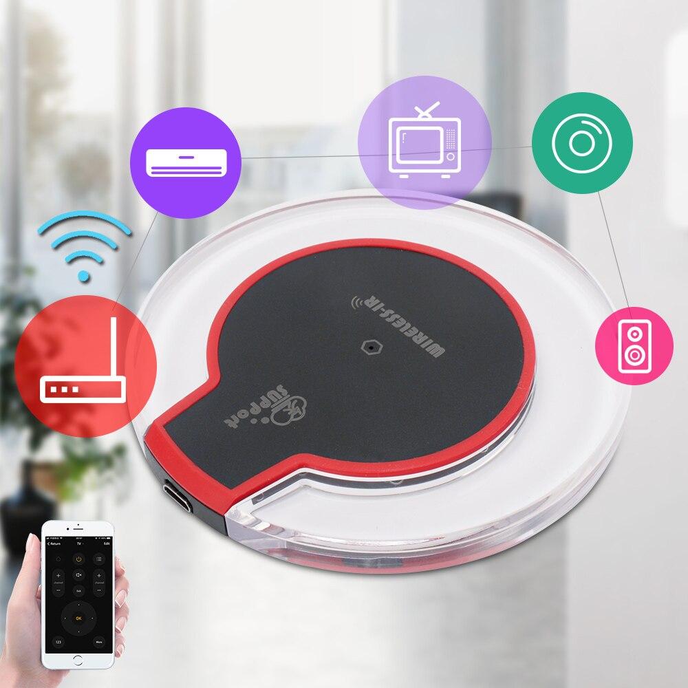 WIFI Intelligent Remote Control IR Switch 360degree Smart Home Automation Smart Life App Sensor Universal Home Appliances TV Air