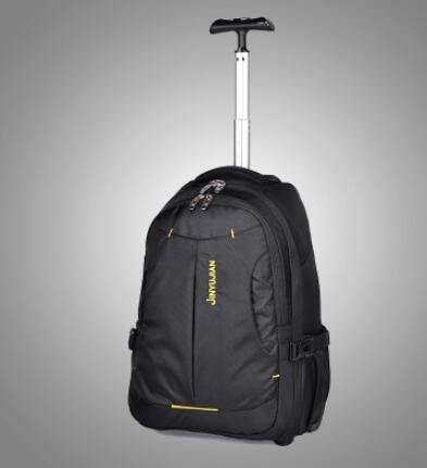 Roll Rucksack Frauen Trolley Rucksack tasche Reise rädern Gepäck Tasche Männer Business tasche gepäck koffer rucksack auf rädern-in Reisetaschen aus Gepäck & Taschen bei  Gruppe 2