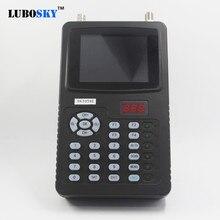 Lubosky sk3059e СБ dvb-s2 fta mpeg-4 сигнала Finder поддержка/AHD/TVI/CVI аналогия видео Тесты камеры видеонаблюдения Подсветка ЖК-дисплея кнопка