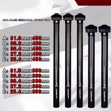 Bicycle Seatpost Aluminum Alloy Black MTB Road Bike Parts 25.4/27.2/28.6/30.4/30.8/31.6*350/450mm Seat Post vs карандаш каял для глаз eyeliner сrayon pour yeux kajal regard сoquet тон shade 03