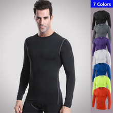 2017 Sportman Man Breathable Autumn Sports Jacket Sweater Breathable Quick Dry Sport Shirt Elastic Yoga Running Tops Gym Natural