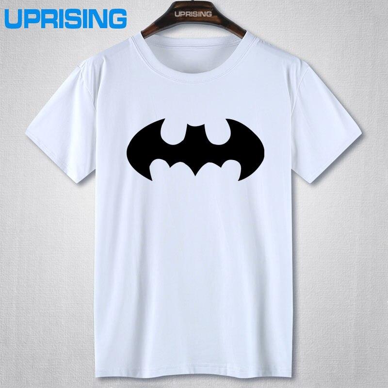 men fashion Anime 3D Batman Slim Fit T shirt Men Super Hero Tshirt Men Shirts T-Shirts New Hip Hop Fashion 2016 Men