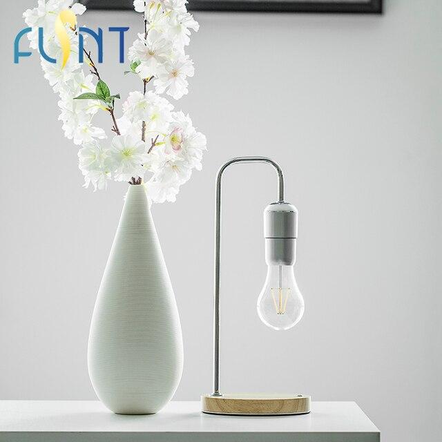 Ampoule FLSNT Magnétique Lévitation Flottant Ampoule Lampe de Bureau 3