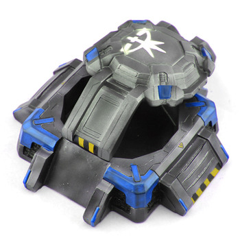 2016 New Garage Kits Starcraft Terran Bunker Model Ashtray With Lids Storge In Stock Wholesale