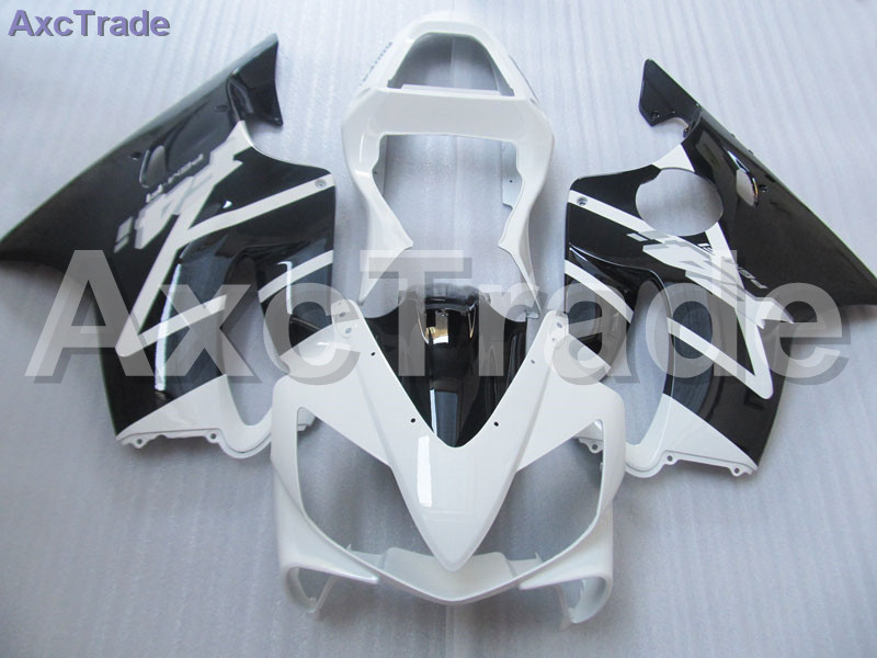 White Black Moto Fairing Kit For Honda CBR600RR CBR600 CBR 600 F4i 2001-2003 01 02 03 Fairings Custom Made Motorcycle C160 gray moto fairing kit for honda cbr600rr cbr600 cbr 600 f4i 2001 2003 01 02 03 fairings custom made motorcycle injection molding
