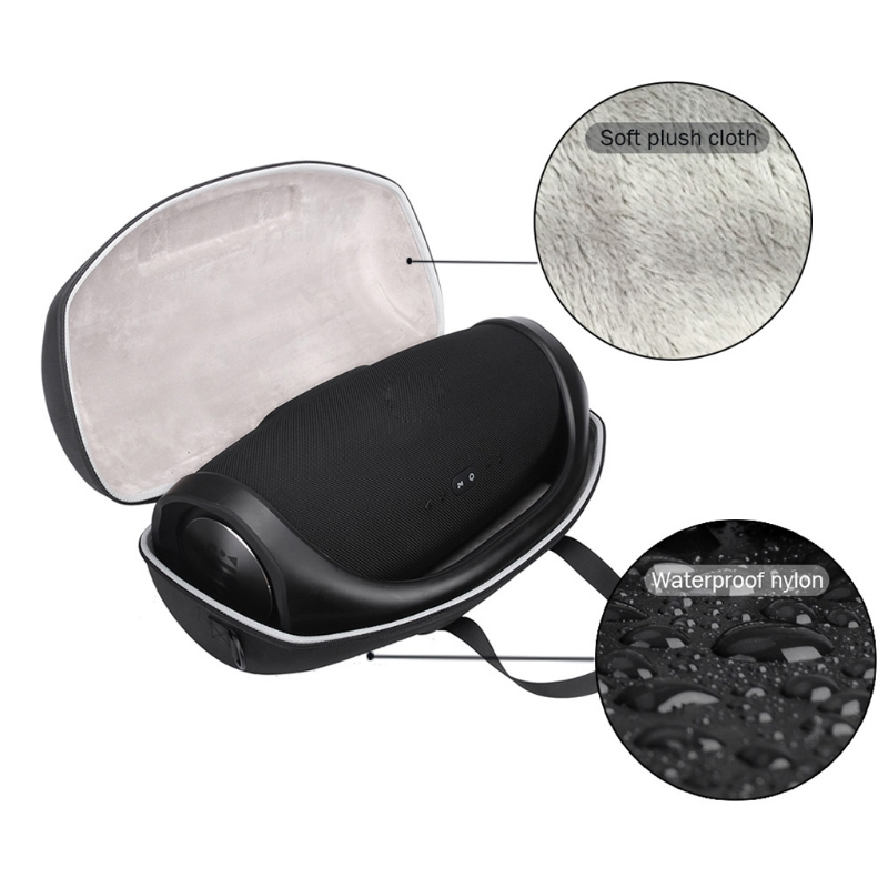 Image 5 - Portable Travel Carry Case Cover Bag For JBL Boombox Bluetooth Wireless Speaker 77UAPortable Speakers