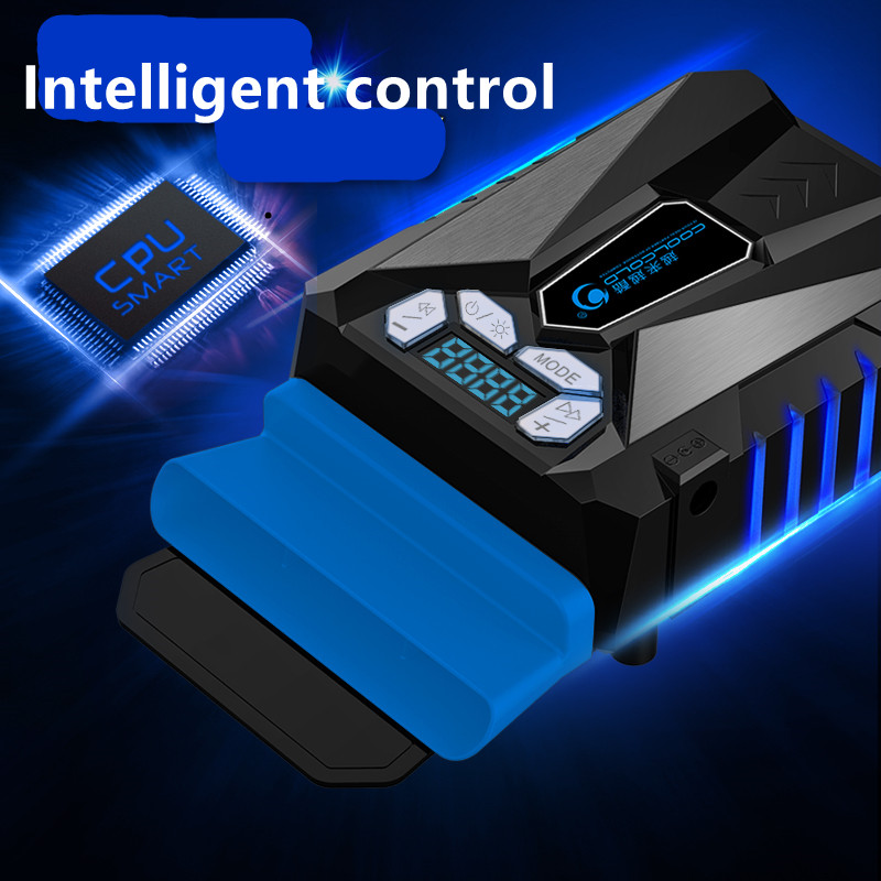 Intelligent Control Laptop Usb Fan Stand Ultra Silent