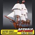 NOVA Imperial LEPIN 22001 Navio Pirata navios de guerra Modelo Kits de Construção de Brinquedos Bloco Briks Presente 1717 pcs Compatível